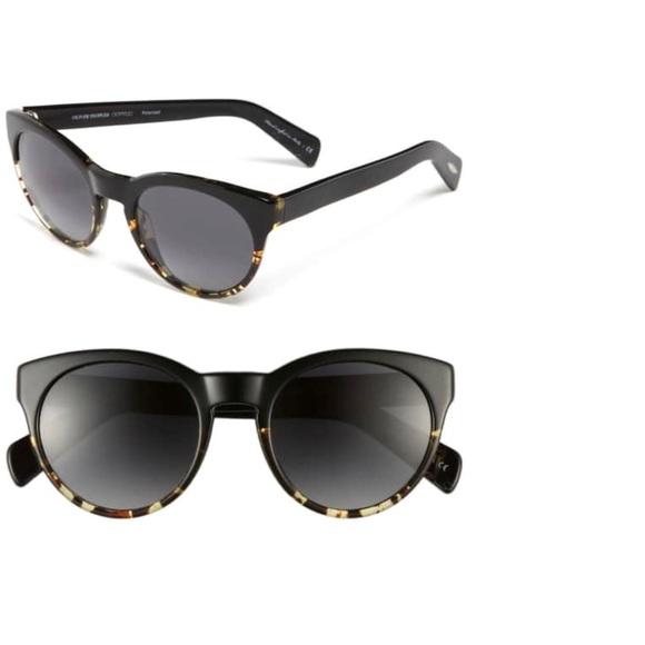 Oliver Peoples 52mm 52mm Sunglasses Oliver Peoples Sunglasses 'alivia' 'alivia' 'alivia' Peoples Oliver Rc45LqAj3